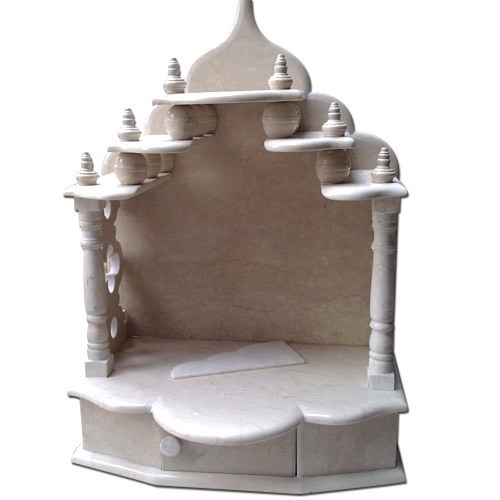 Decorative Marble Mandir