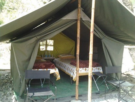 Swiss Cottage Tent & Swiss Cottage Tent at Rs 22000 /piece | Canvas Tents - Himalayan ...