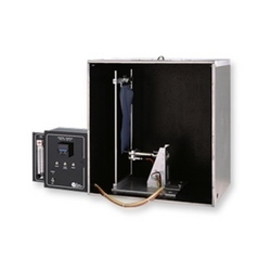 Flammability Tester For Fabric