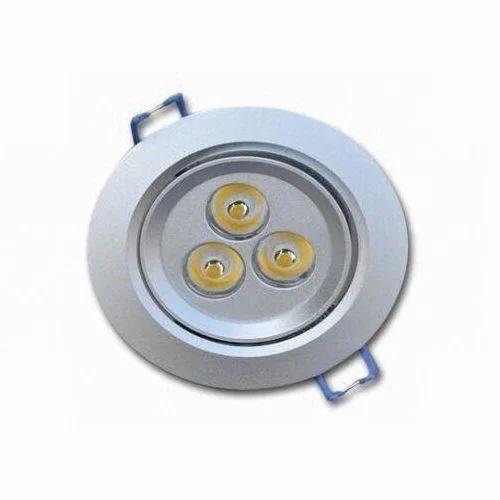 Aluminum Havells Led Spot Light Shape Round Rs 250