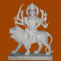 Marble Durga Statue Marble Durga Statues Exporter From