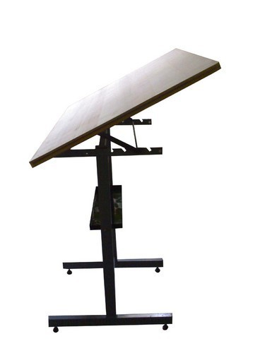 Shreeji Enterprise White Drawing Board Stand, Packaging Type: Box