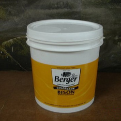Plastic Bucket For Adhesive