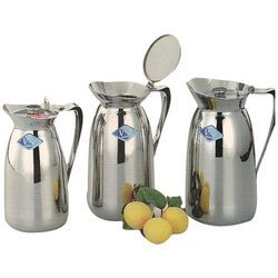 Vishal Metal Stainless Steel China Jug, for Home