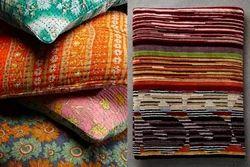 Vintage Sari Pillows