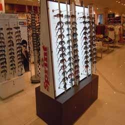 Optical Kiosk for Malls