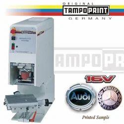 Tampo Print Hermetic 6-11 Economy Pad Printing Machine, 24 V/Dc