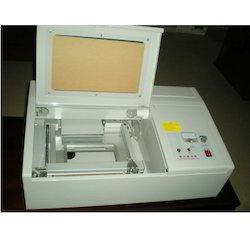 Laser Seal Engraving Machine