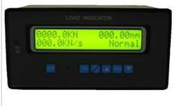 Digital Load And Displacement Logger