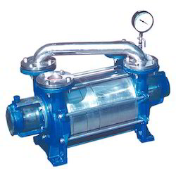 Two Stage Liquid Ring Vacuum Pumps