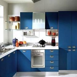 Modular Kitchen Wardrobe Shutters