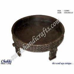 Wooden Chakki