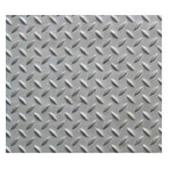 Stainless Steel 321 Chequered Plate