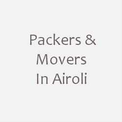 Packers & Movers Airoli