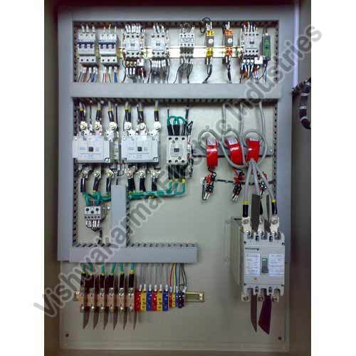 Three Phase Star Delta Starter Electric Panel Rs 20000