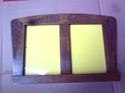 Polished Wooden Picture Frames, For Decoration, Size: 4*6 Inch