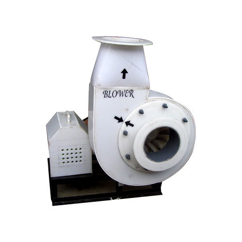 Industrial Blowers - FRP Centrifugal Exhaust Blower