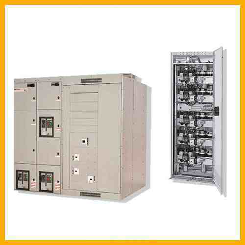 Three Phase Switch Gears & Panels, 440V