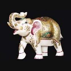 Marble Handicraft Elephant