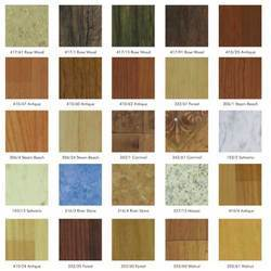 Gamma Hetrogeneous Floor Coverings