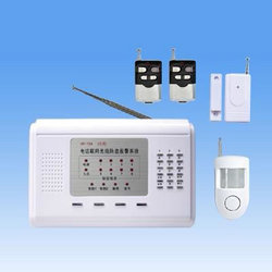 Wireless Fire Alarm System A