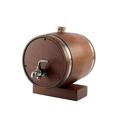 Teak Wooden Decanter