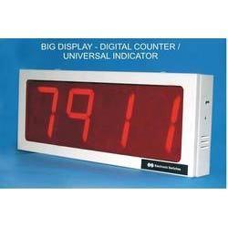 Both Side Digital Display Counters