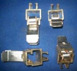 SLIP RINGS MOTOR BRASS WITH SS SPRING Carbon Brush Holder, For SLIP RING MOTOR