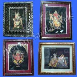 Painting Ganesha Frame