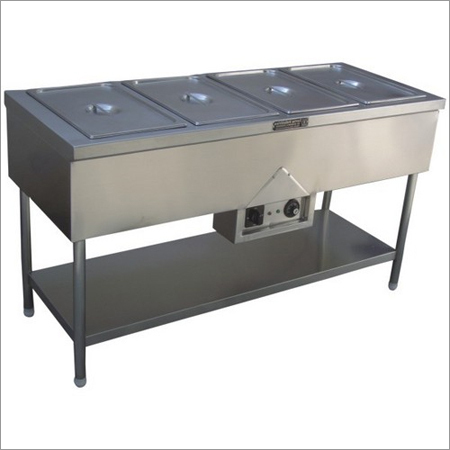 Bain Marie Counters Hot Bain Marie Counter Exporter From Erode