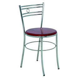 Stainless Steel Bakery Chair