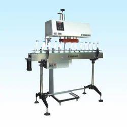 Conveyorized Induction Cap Sealing Machine