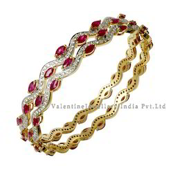 Indian Gold Bangle