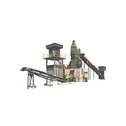 Metal Shredder With Conveyor