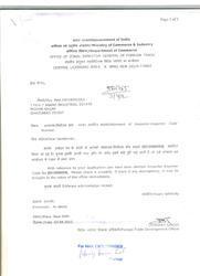 Export & Import License