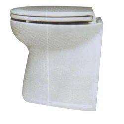 Deluxe Flush Electric Toilet