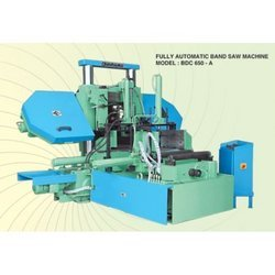 BDC 650 A Fully Automatic Double Column Band Saw Machine
