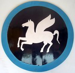 Flying Horse Shield