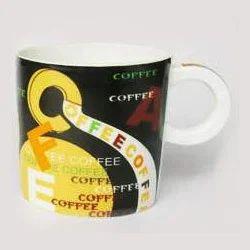 Oval Coffee Mugs
