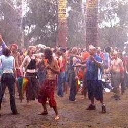 Rain Dance Party Organizer
