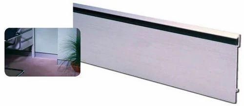 Aluminium Skirting Profiles - Extruded Aluminum Profiles