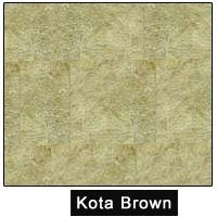 Lime Stone-Kota Brown