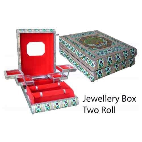 Jewellery Box Two Roll