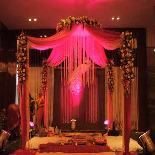 Wedding Decoration Services Wedding Mandap Decorations Service