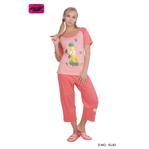 Ladies Sleeping Suits