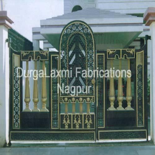 Maharaja gate design for home - Home design