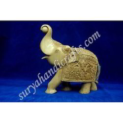 Wooden Sandalwood Elephant