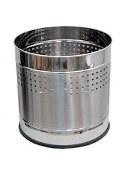 4 Line Square Perforated Planter