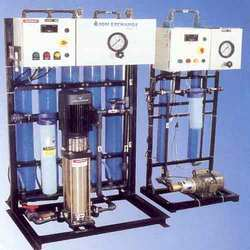Ion Exchange Reverse Osmosis System