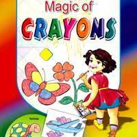 drawing book magic of crayons - Drawing Books For Kids